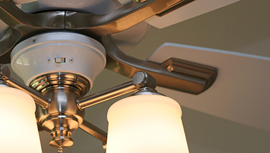 Picture of ceiling fan